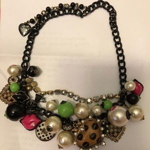 Betsey Johnson Party Necklace